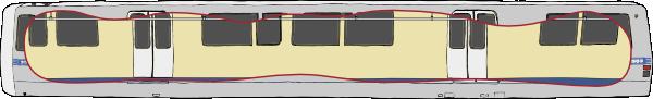 free vector Train Exterior clip art