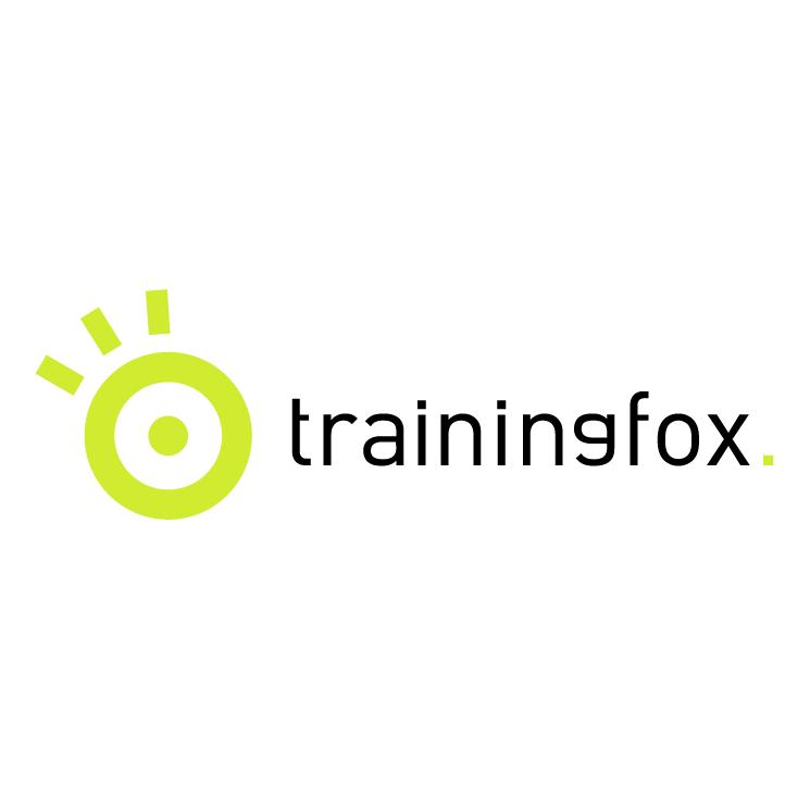 free vector Trainingfox