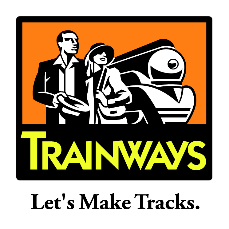 free vector Trainways