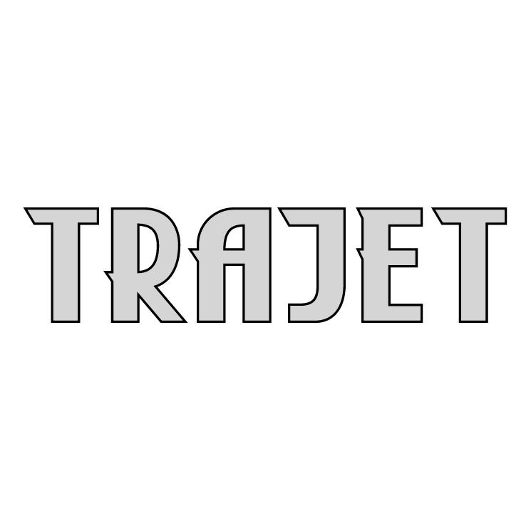 free vector Trajet