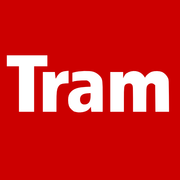 free vector Tram Logo clip art