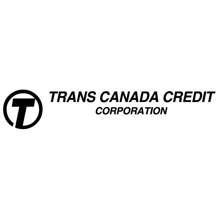 free vector Trans canada credit