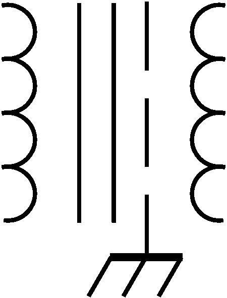 free vector Transformer Symbol clip art