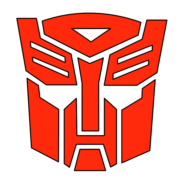 free vector Transformers autobot