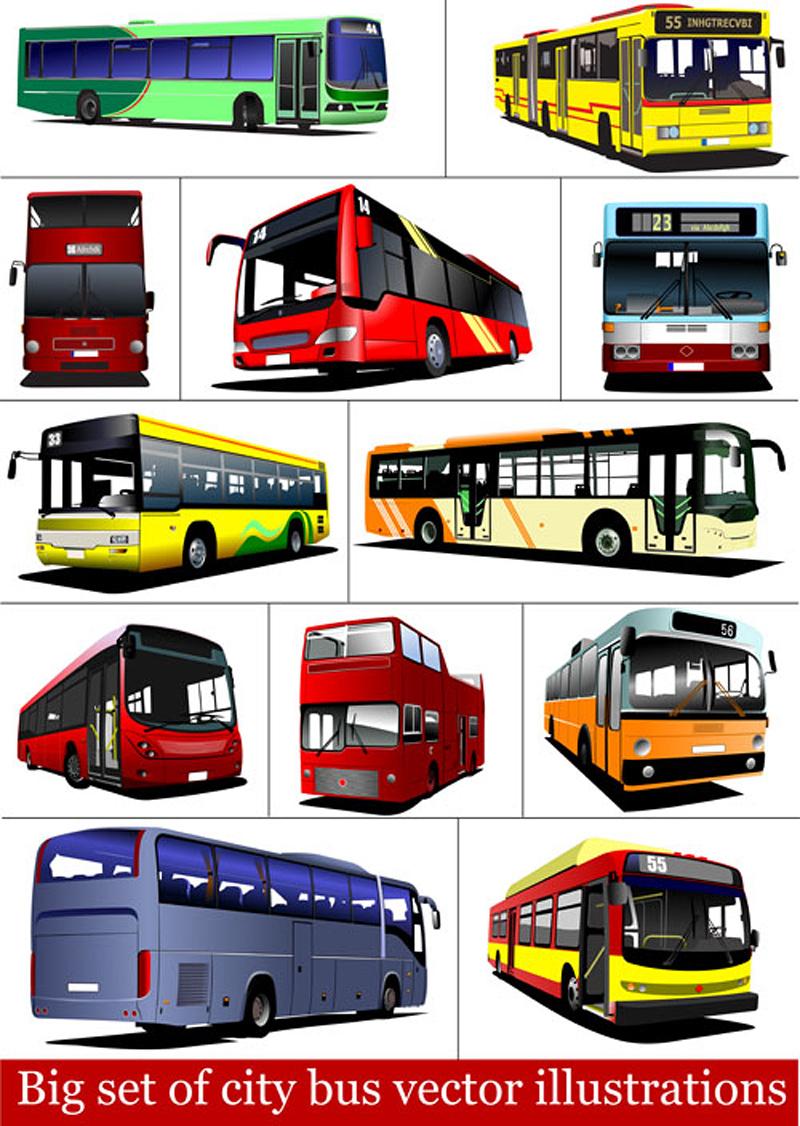 free vector Transport 04 vector