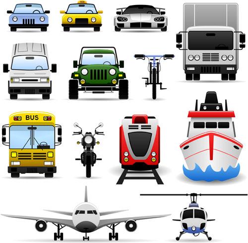 free vector Transport vector 27319