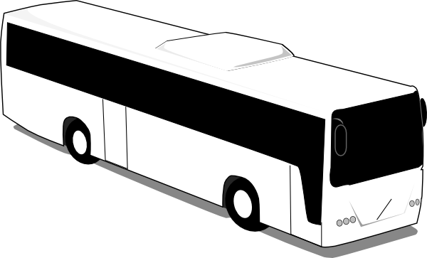free vector Travel Trip Bus clip art