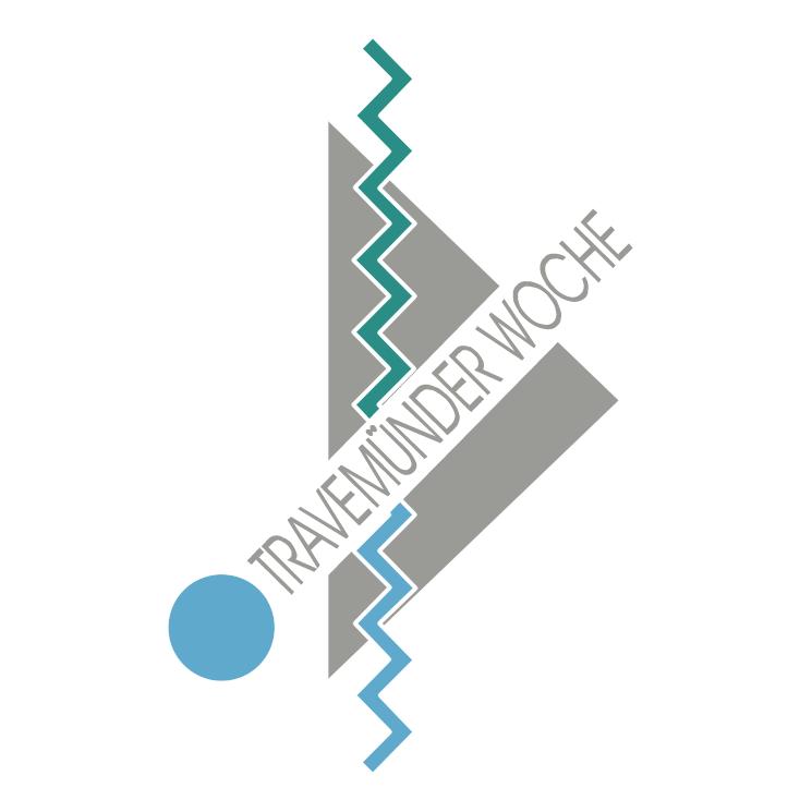 free vector Travemunder woche