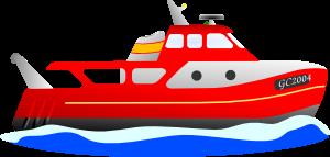 free vector Trawler clip art