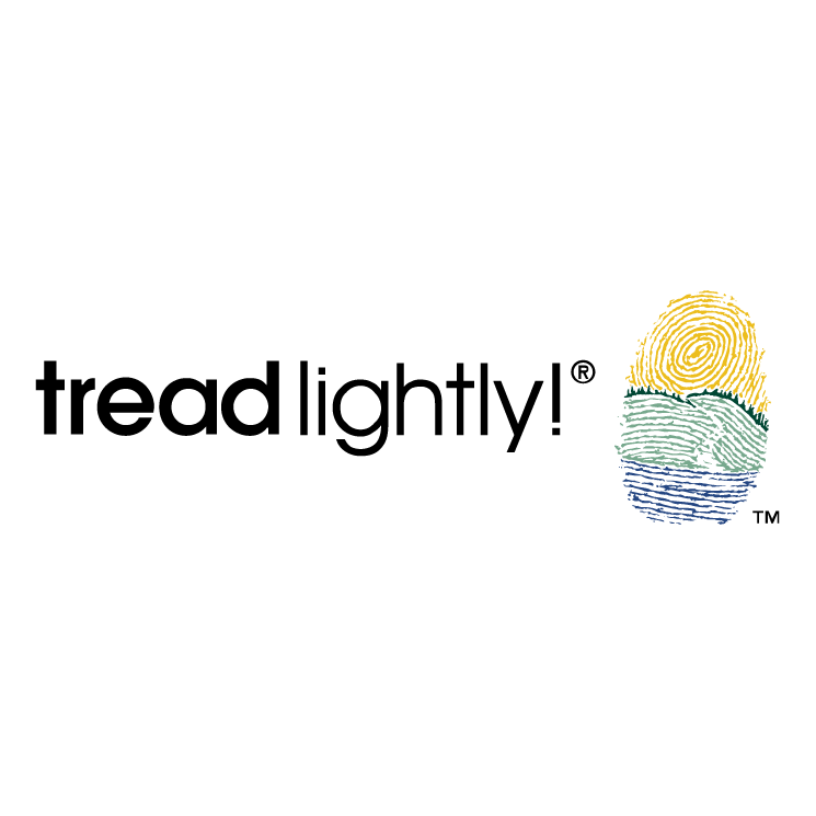 free vector Tread lightly