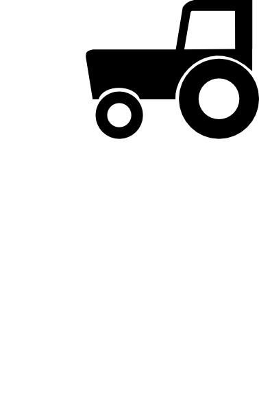 free vector Trecker Aus Zusatzzeichen clip art