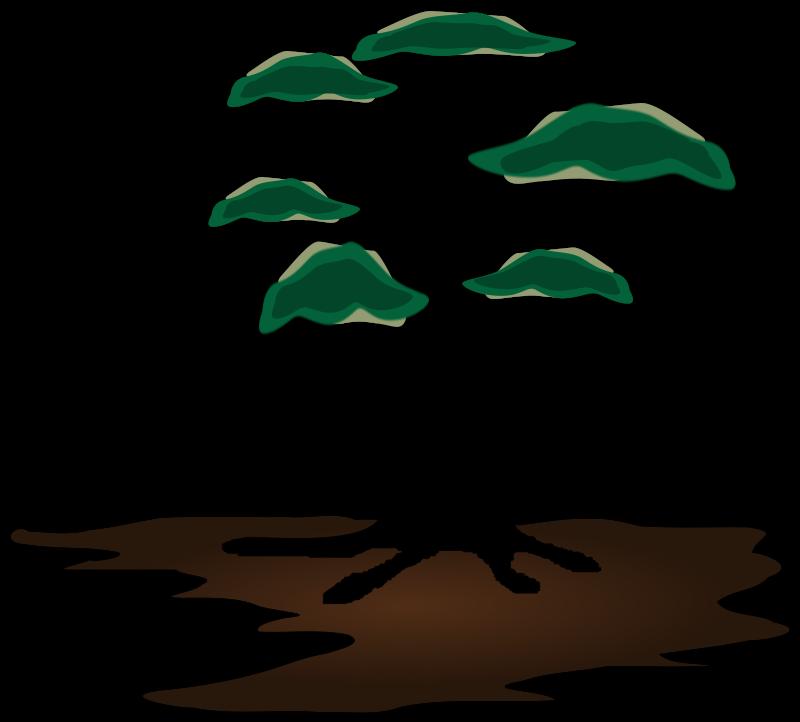 free vector Tree 001