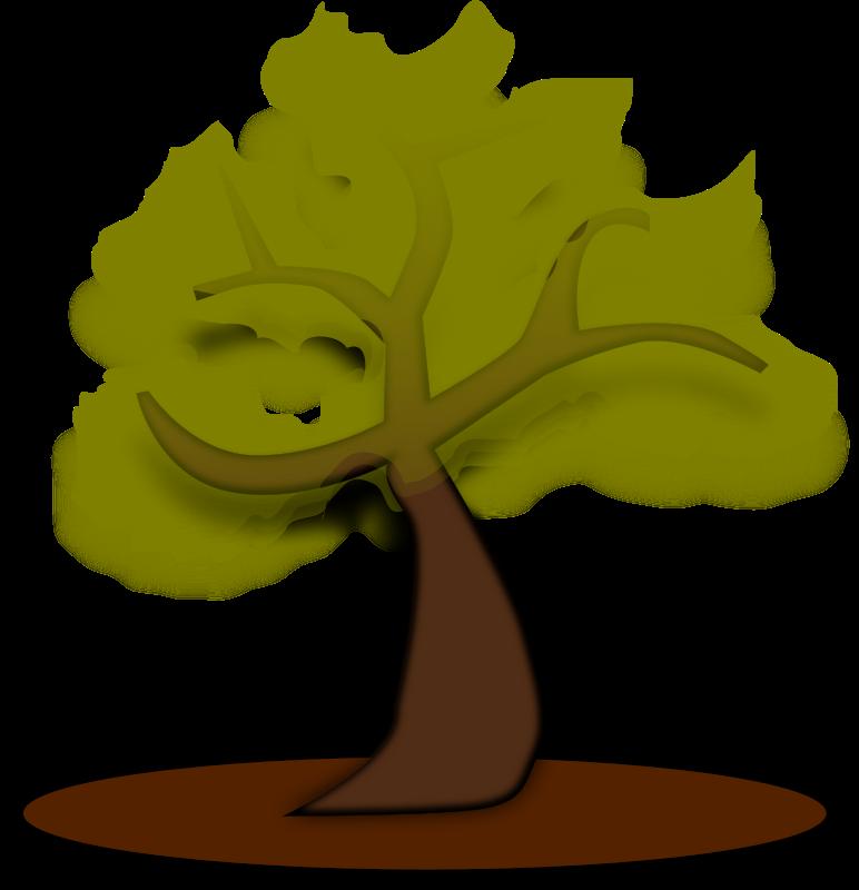 free vector Tree 004