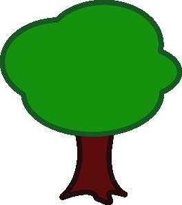 Tree clip art Free Vector / 4Vector
