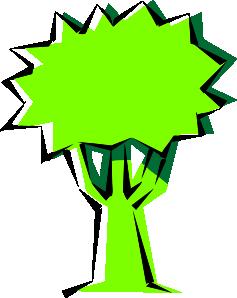 free vector Tree clip art