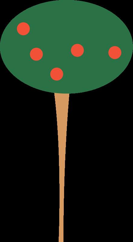 free vector Tree1