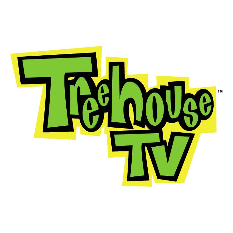 free vector Treehouse tv
