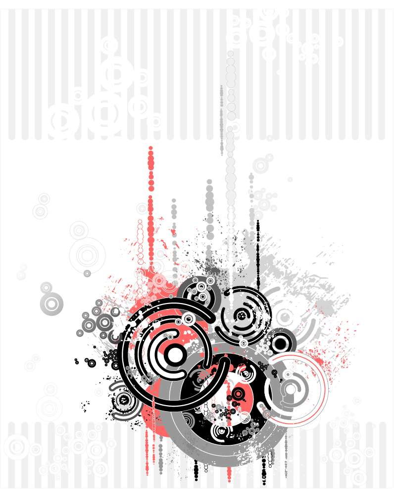 free vector Trend Circle Vector Graphic