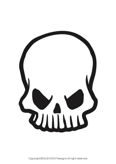 free vector Trend of skull vector series 2 54