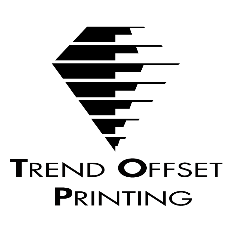 Trend offset printing (62261) Free EPS, SVG Download / 4 Vector
