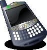 free vector Treo Smartphone clip art