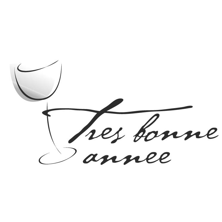 free vector Tres bonne annee