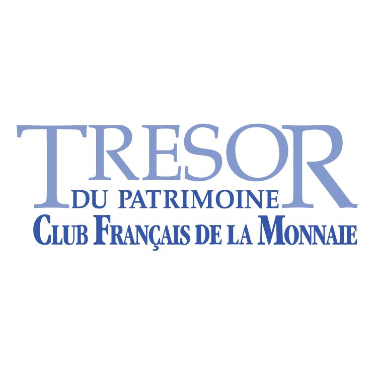 free vector Tresor du patrimoine