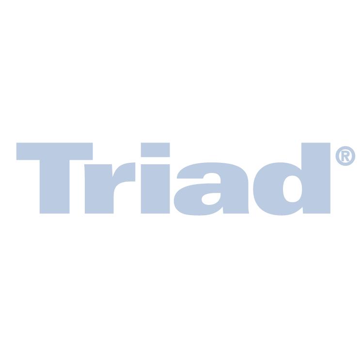 free vector Triad