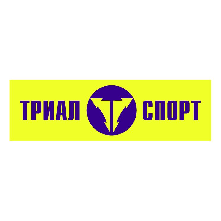 free vector Trial sport