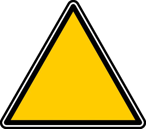 free vector Triangle clip art