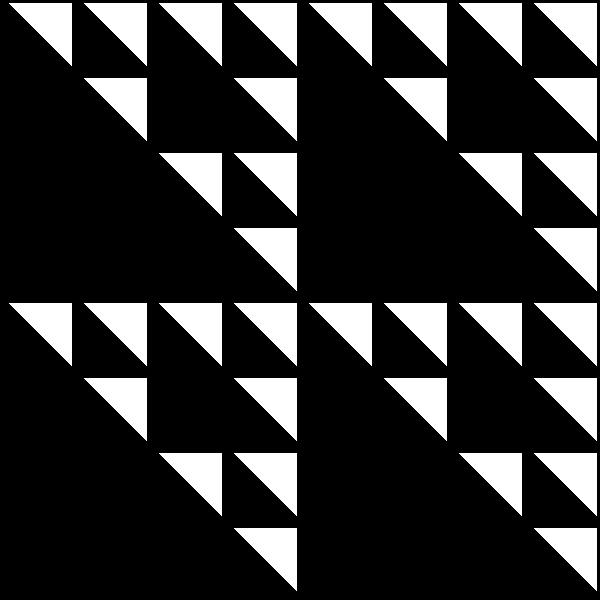 free vector Triangles Byzantine 1 Pattern clip art