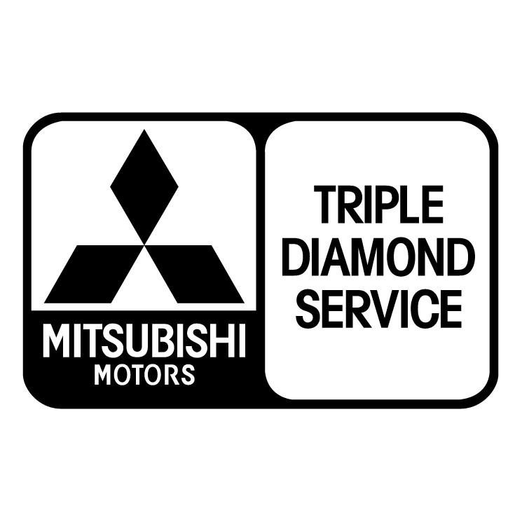 free vector Triple diamond service