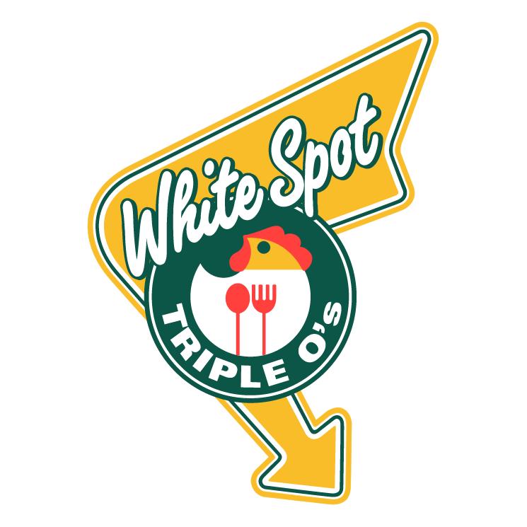 free vector Triple os white spot