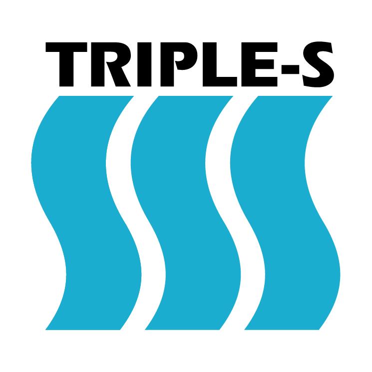 free vector Triple s