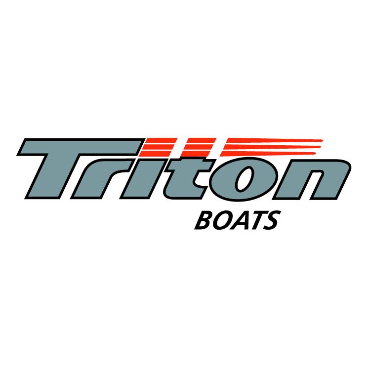 free vector Triton boats