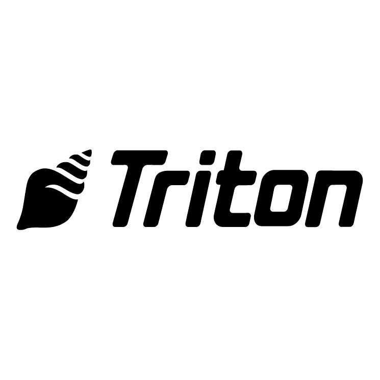 free vector Triton