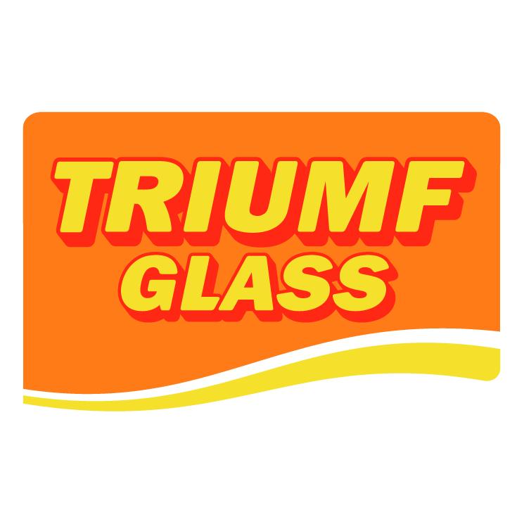 free vector Triumf glass