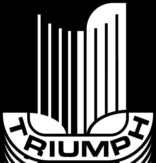 free vector Triumph logo