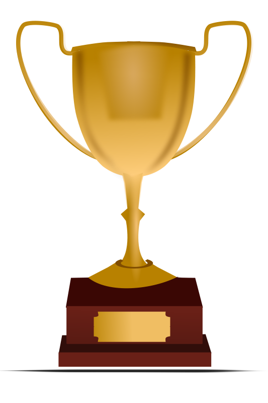 free vector Trophy