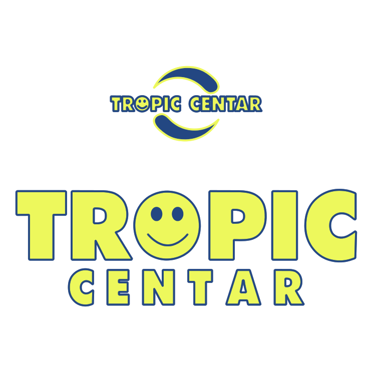 free vector Tropic centar