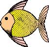 free vector Tropical Fish clip art
