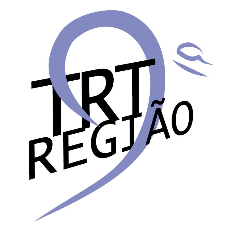 free vector Trt regiao