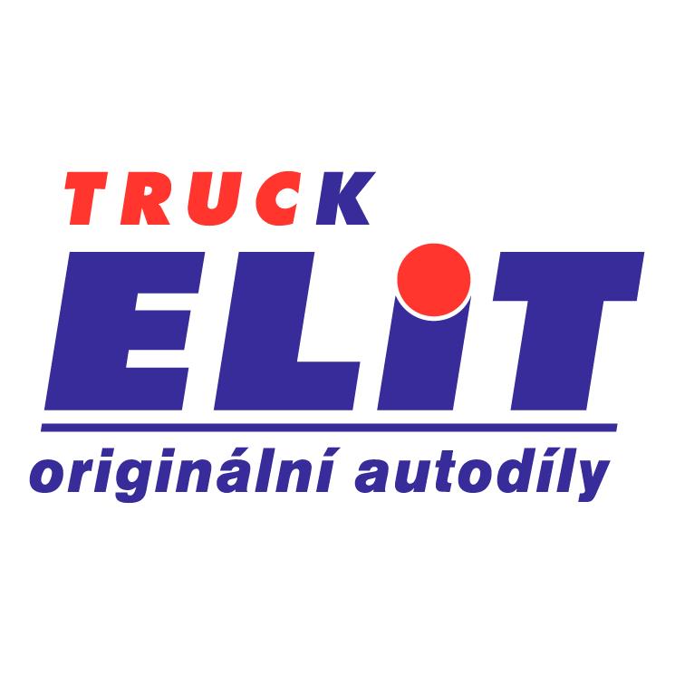 free vector Truck elit