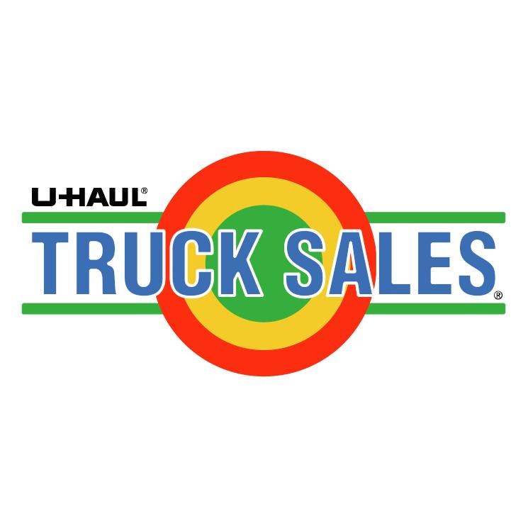free vector Truck sales