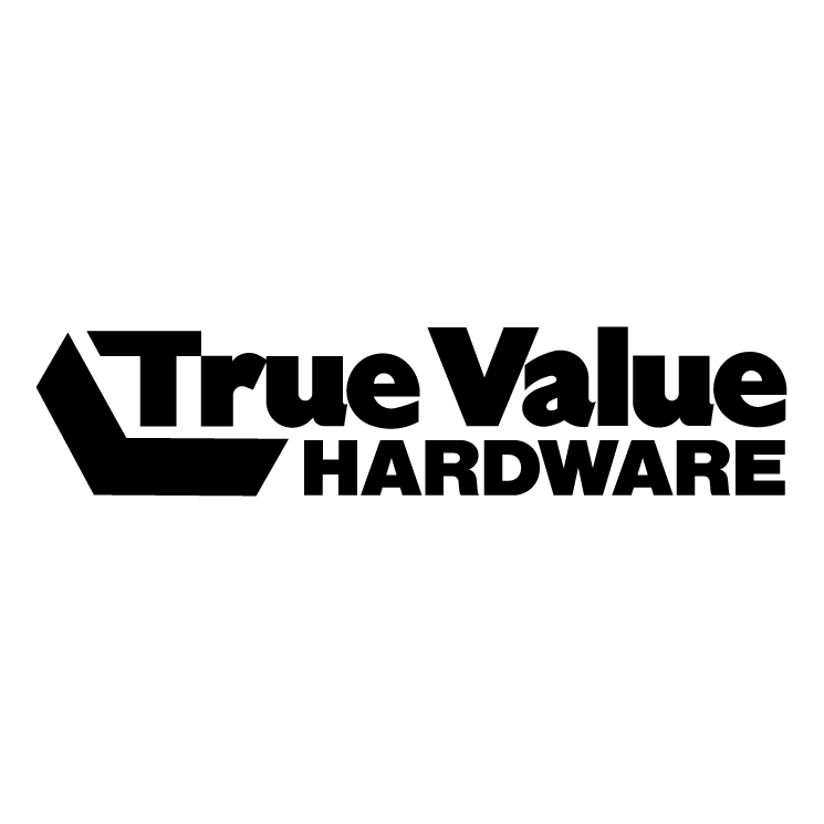 free vector True value hardware