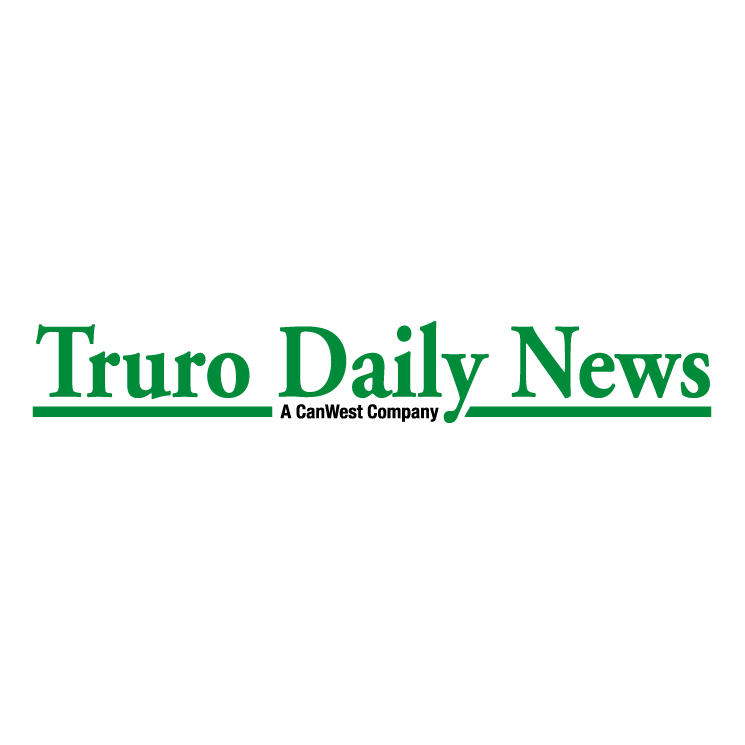 free vector Truro daily news