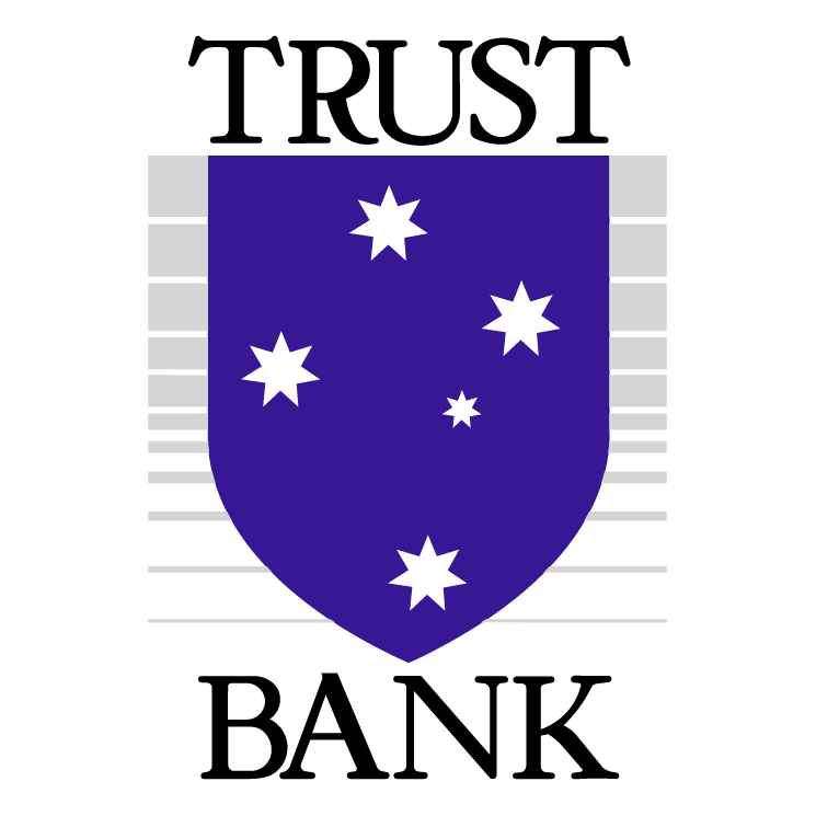 free vector Trust bank