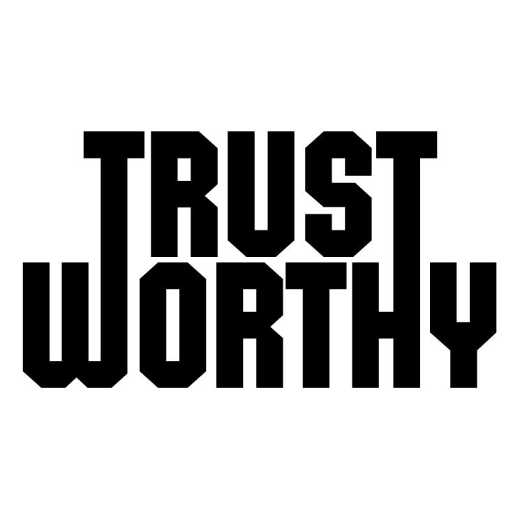 free vector Trust worthy