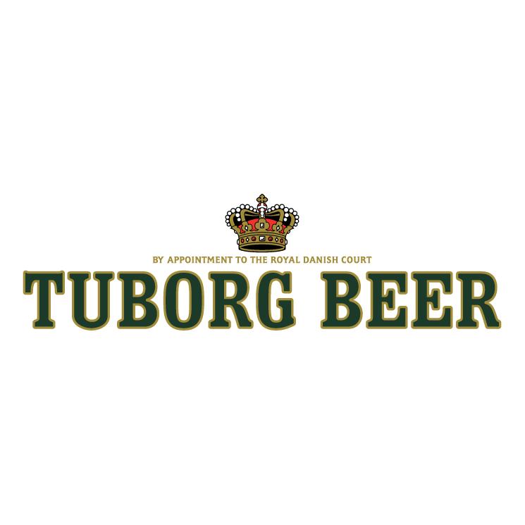 free vector Tuborg beer 0