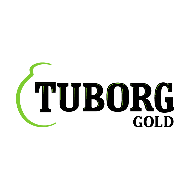 free vector Tuborg gold
